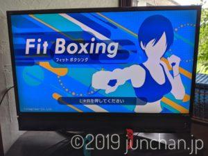 Fit Boxing タイトル