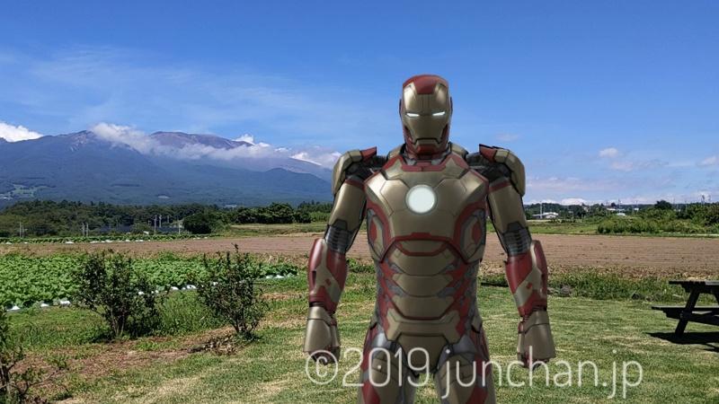「プレイグラウンド」でアイアンマン登場!