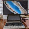 ASUS Chromebook Flip C101PA を外部モニタに接続