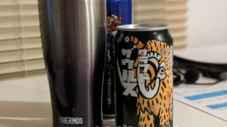 軽井沢のクラフトビールを飲む