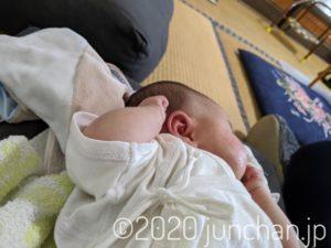 生後2ヶ月になったベイビー