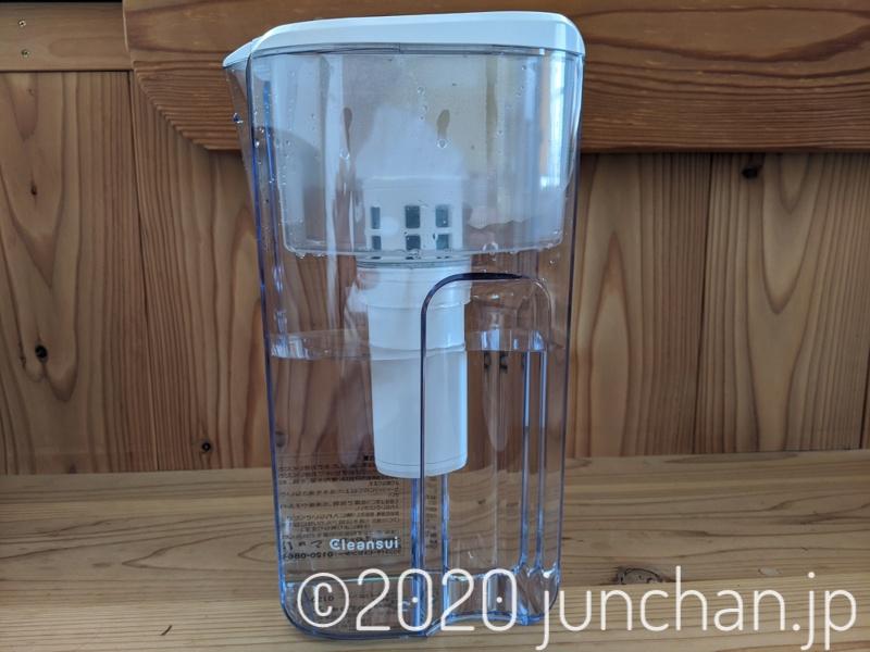 クリンスイ CP405 ポット型浄水器