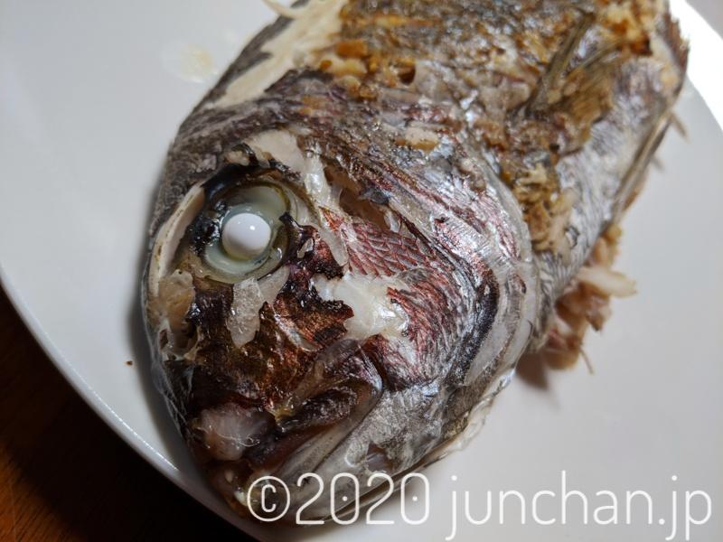 鯛 (尾頭付き)