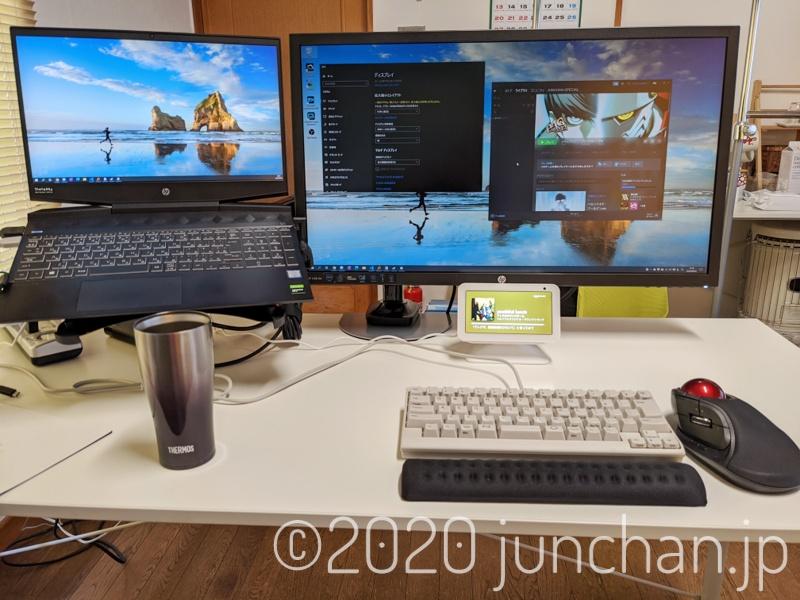 HP V28 4Kディスプレイ