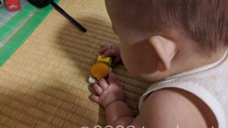 生後6ヶ月の娘