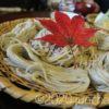 「戸隠そば苑」戸隠神社(中社)の目の前にあるお蕎麦屋さんで、十割そばをたらふく食べ