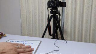 一眼レフを使って動画撮影