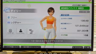 Fit Boxing 455日目