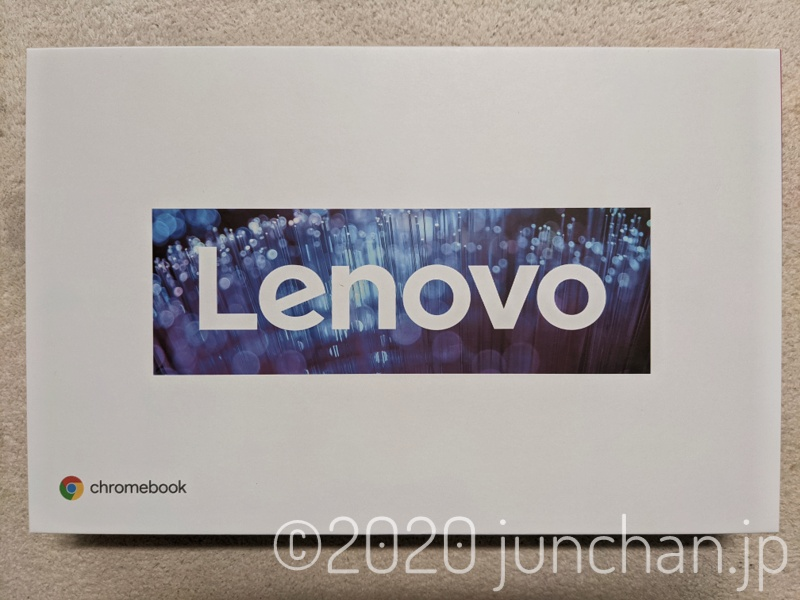 Lenovo IdeaPad Duet Chromebook 外箱
