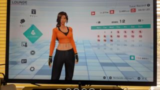 Fit Boxing 2 を開始して14日目