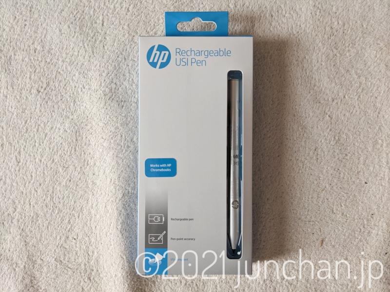 HP USIアクティブペン パッケージ