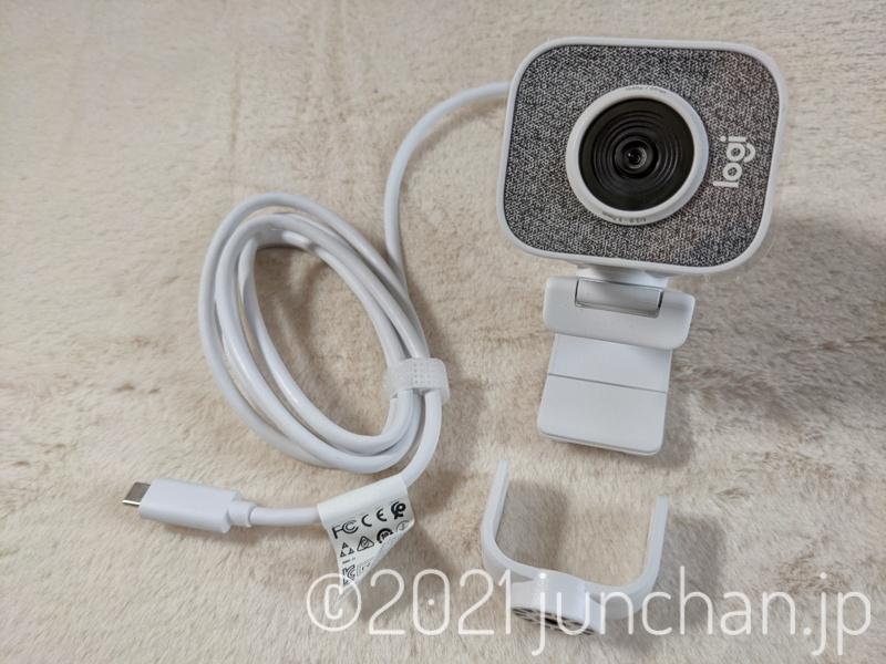 Logicool ウェブカメラ StreamCam C980OW